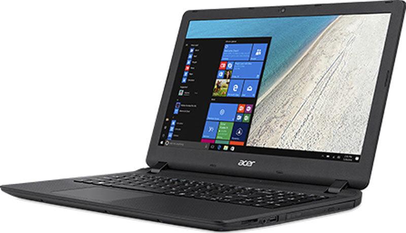 15.6 Ноутбук Acer Extensa EX2540-51TZ NX.EFHER.045, черный двухъядерные ноутбуки