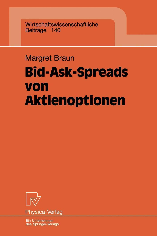 Bid-Ask-Spreads von Aktienoptionen