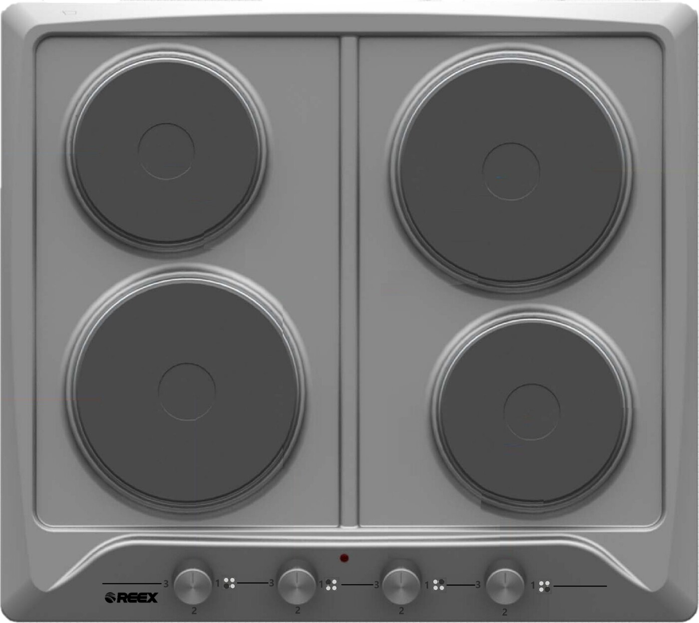 Электрическая варочная панель REEX  PE-640 IX (нержавейка) Reex
