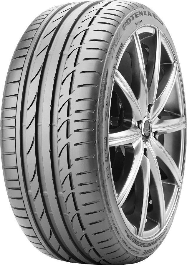 """Шины автомобильные Bridgestone 245/40 R20"""" V (до 240 км/ч) 116 (1250 кг) Лето Нешипованные"""