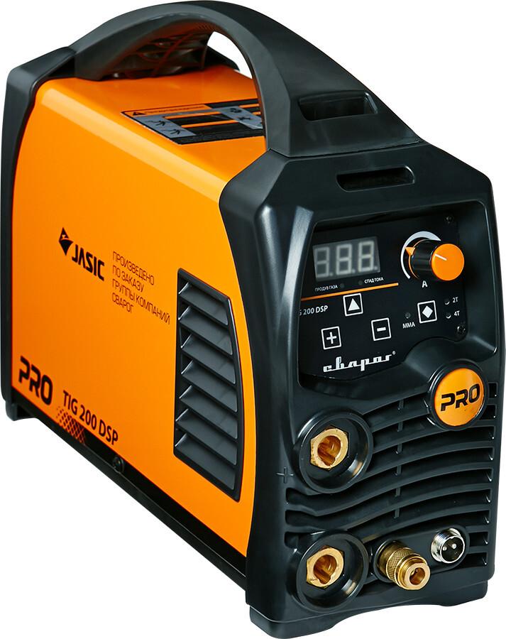 Сварочный аппарат Сварог PRO TIG 200 DSP (W207)