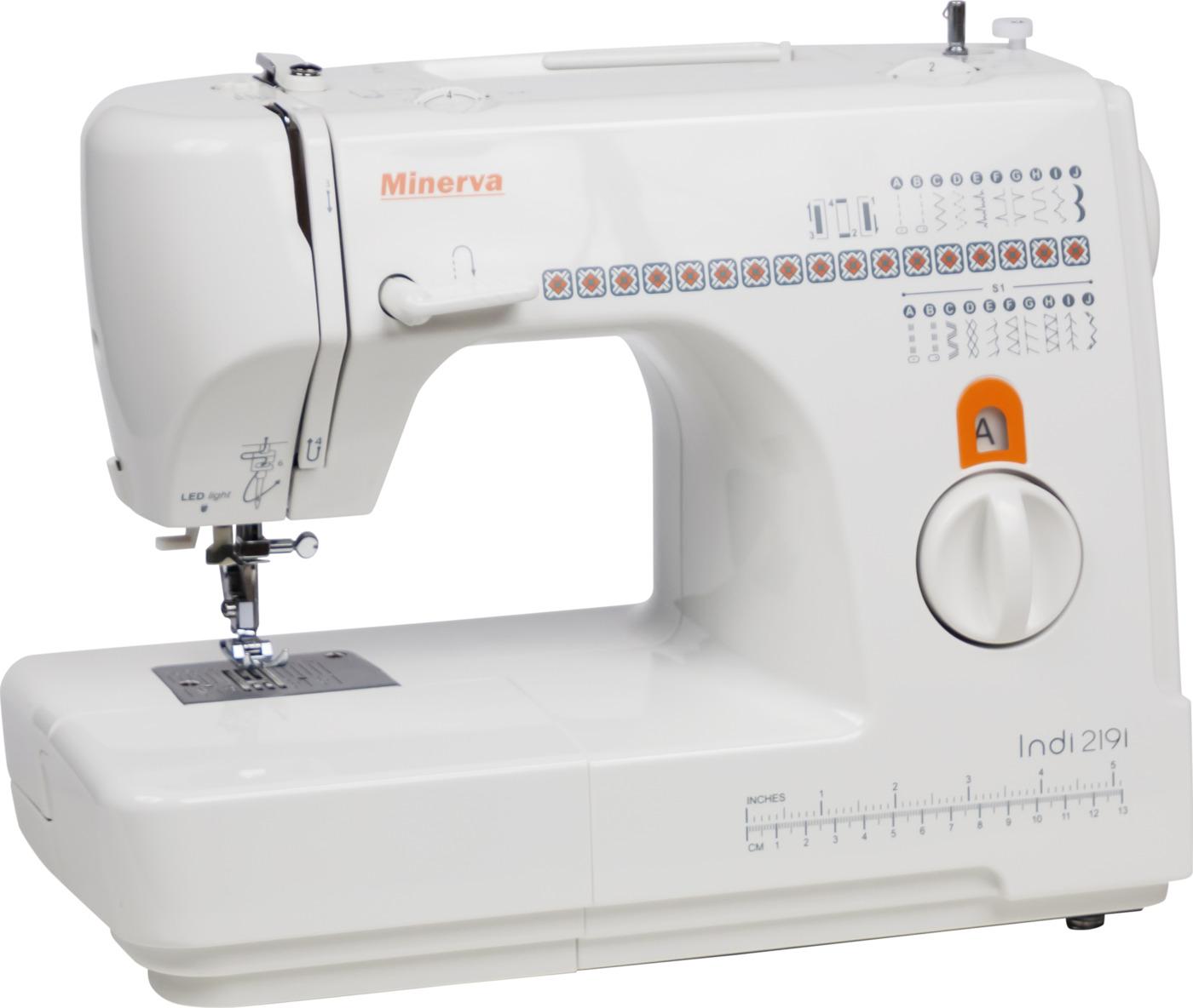 Швейная машина Minerva Indi 219i