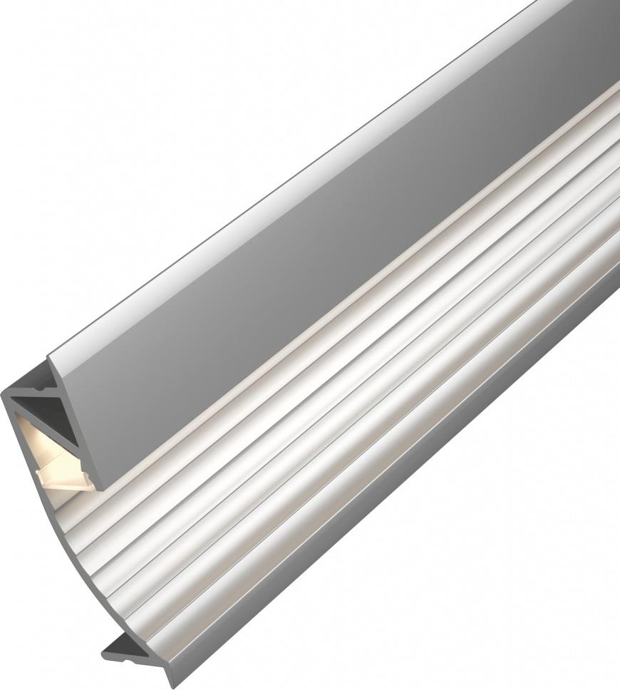 Профиль для светодиодной ленты FN Cup Profil Diff 100cm Alu elox/Sat