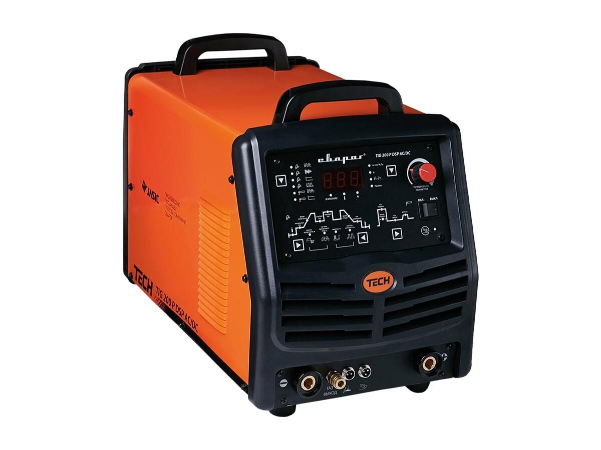 Сварочный аппарат Сварог PRO TIG 200 P DSP AC/DC (E201)