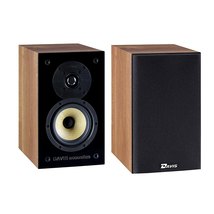Полочная акустика Davis Acoustics Balthus 30 american walnut