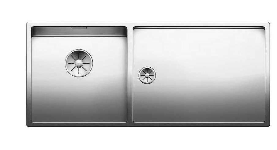 Кухонная мойка Blanco Claron 400/550-T-IF (чаша слева)