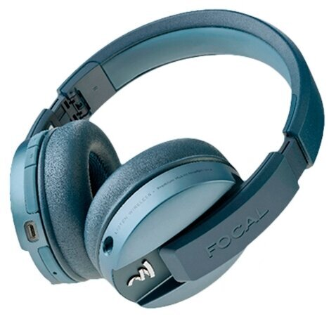 Наушники Focal Listen Wireless синие