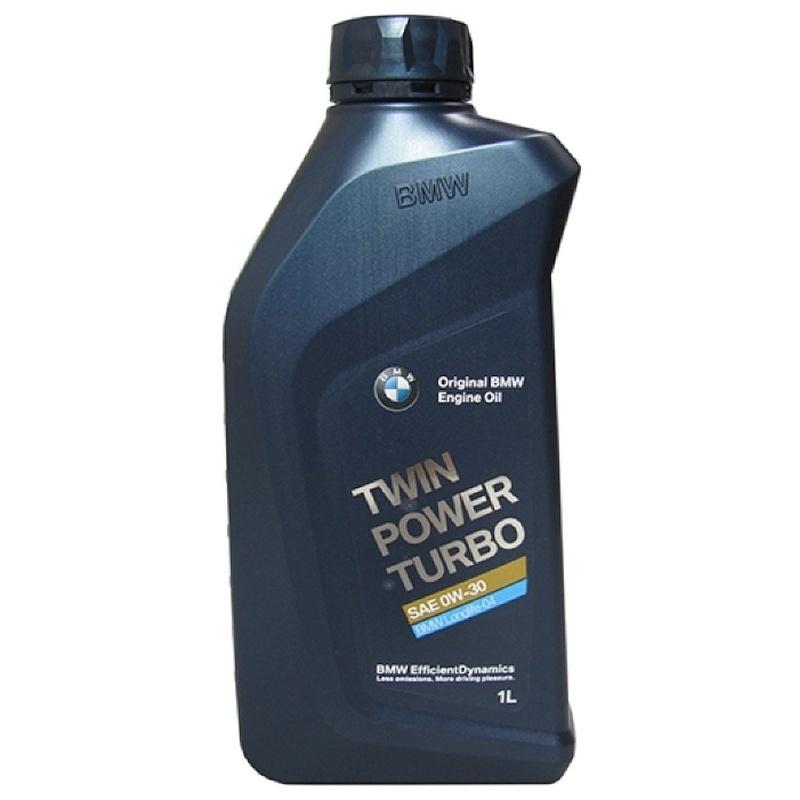 Моторное масло BMW TwinPower Turbo Longlife-04 0W-30 1 л