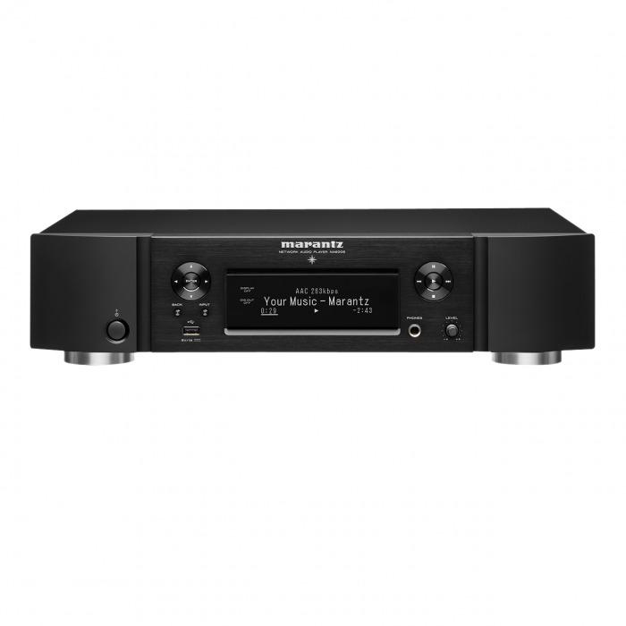 Сетевой аудио проигрыватель Marantz NA 6006 black