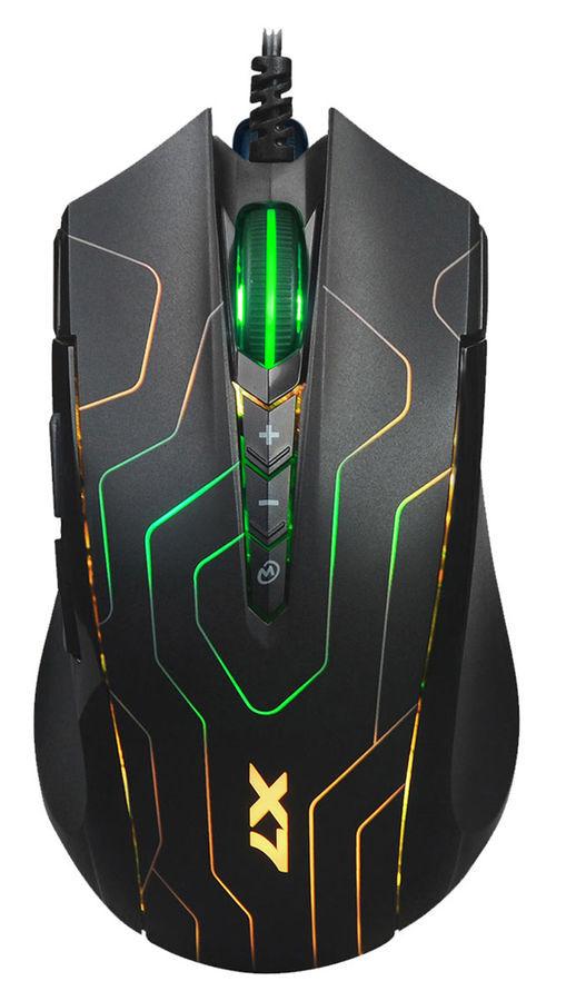 Мышь A4Tech X89 Maze, черный