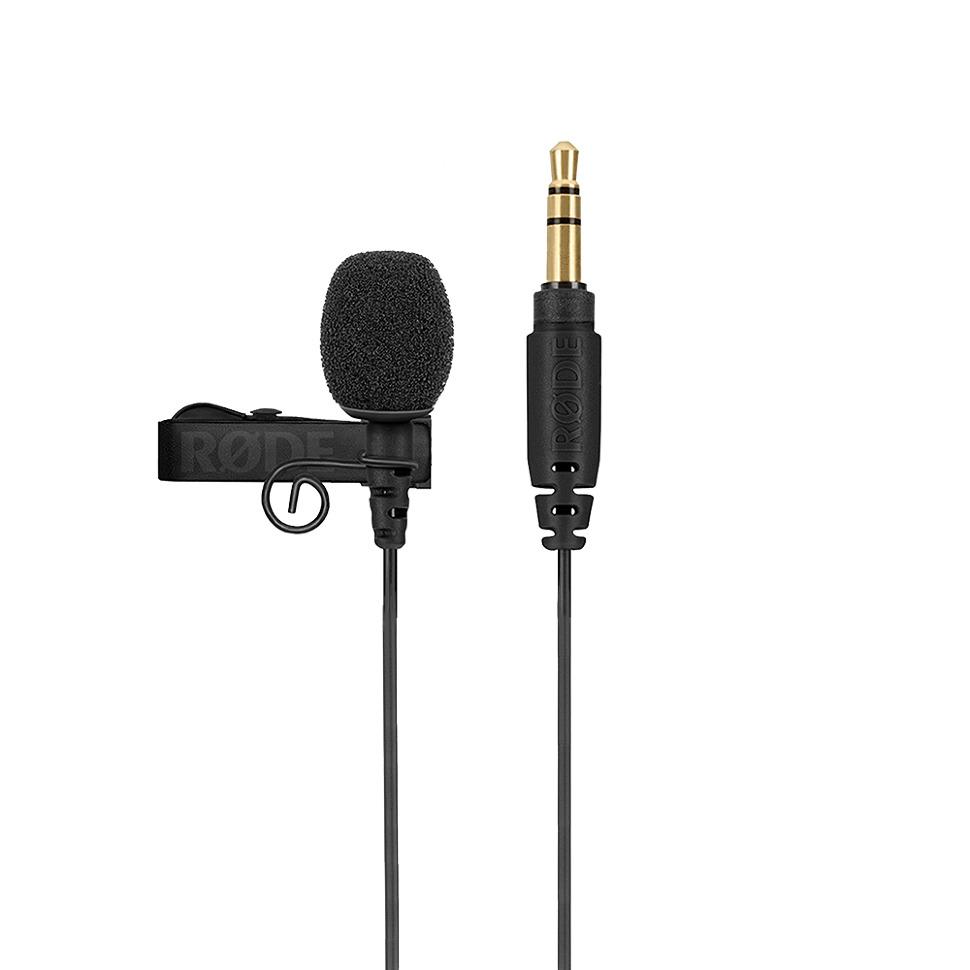 Петличный микрофон RODE Lavalier GO