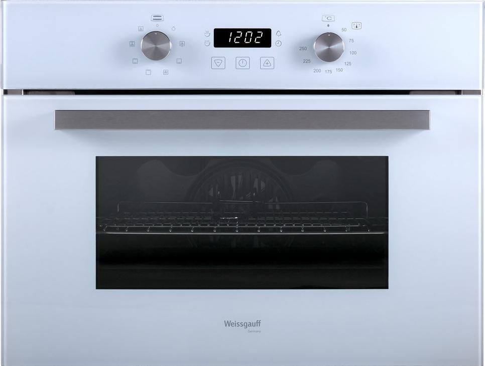 Духовой шкаф Weissgauff OE 458 WH, белый