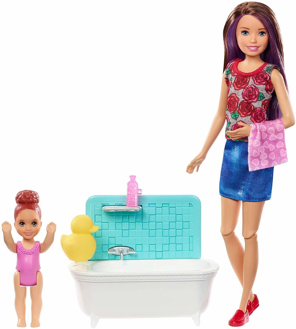 Барби с детьми картинки