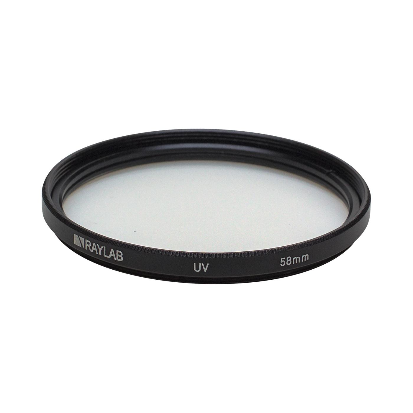 Фильтр защитный ультрафиолетовый RayLab UV 58mm