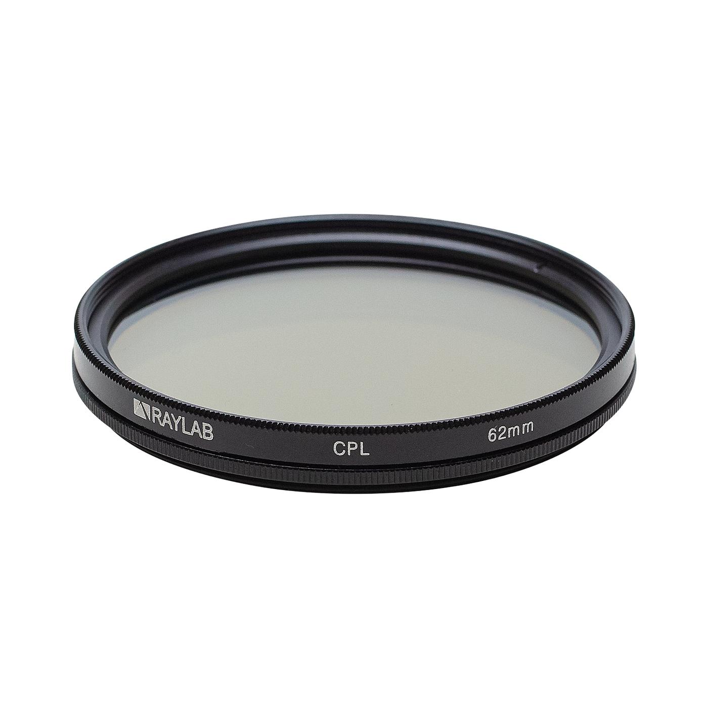 Фильтр поляризационный RayLab CPL 62mm