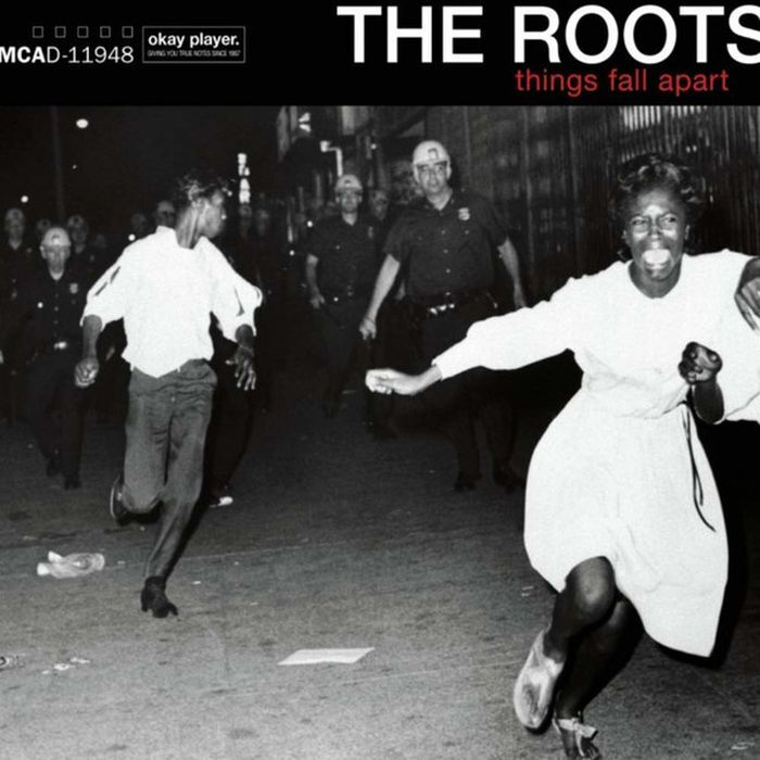 The Roots. Things Fall Apart (3 LP)