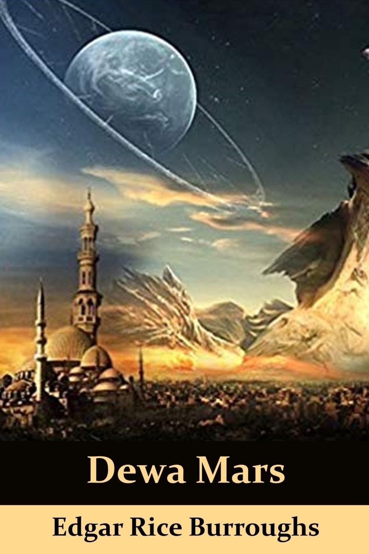 Edgar Rice Burroughs. Dewa Mars. The Gods of Mars, Indonesian edition