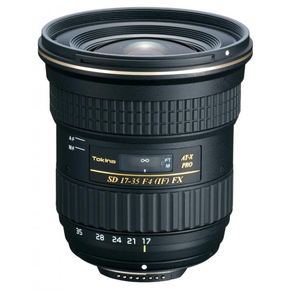 Tokina 17-35mm f/4 AT-X Pro FX Lens for Nikon