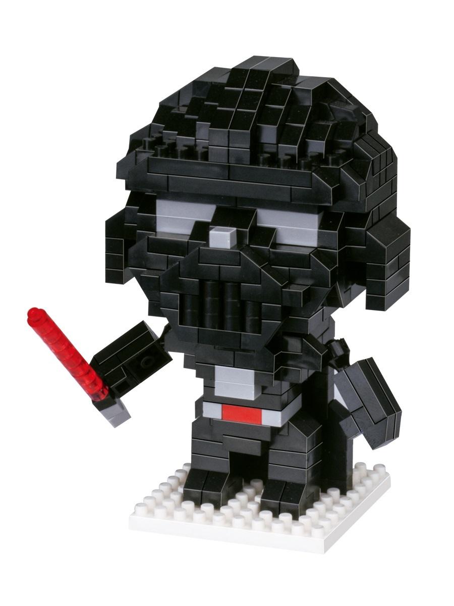 Конструктор Wisehawk & LNO Дарт Вейдер 305 деталей NO.120 Darth Vader Gift Series