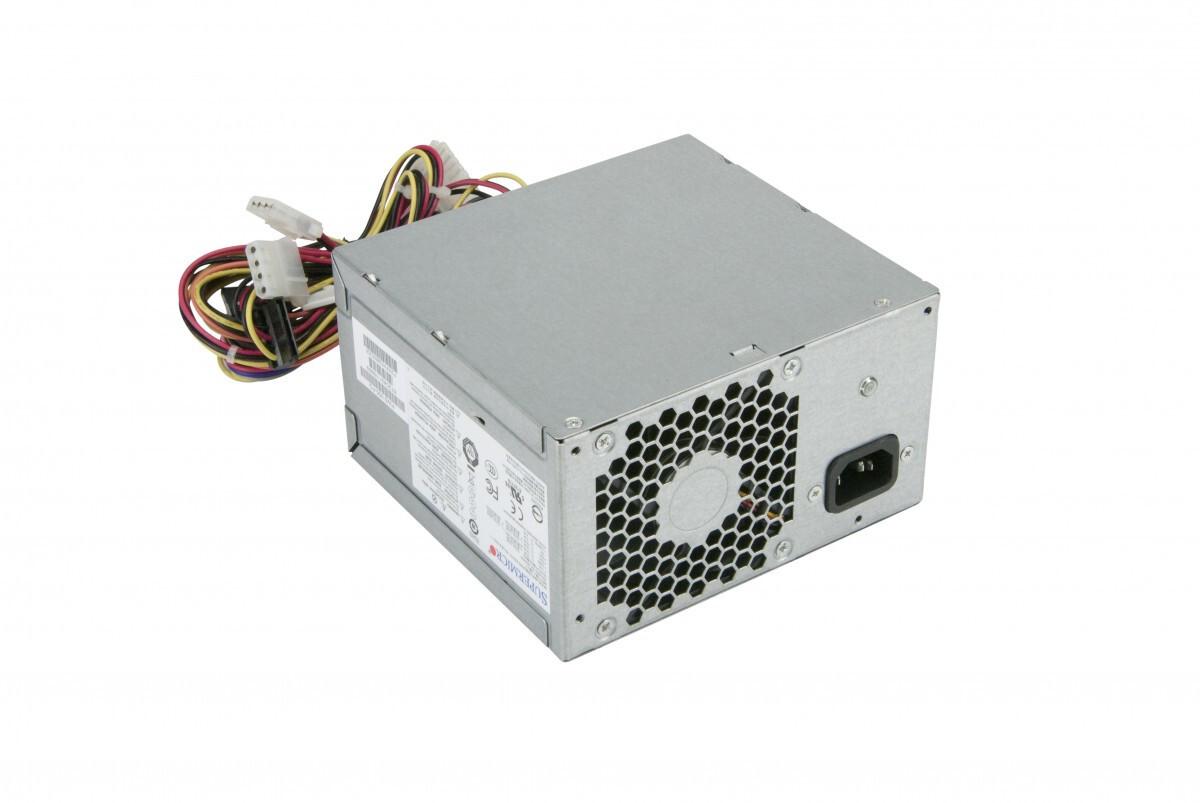 Блок питания Supermicro PWS-305-PQ, 300 W, 100 - 240 V, 50 - 60 Hz, 6 A, Active, 2 W