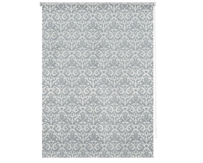 Штора рулонная, 60х160 см, цвет серый-21134