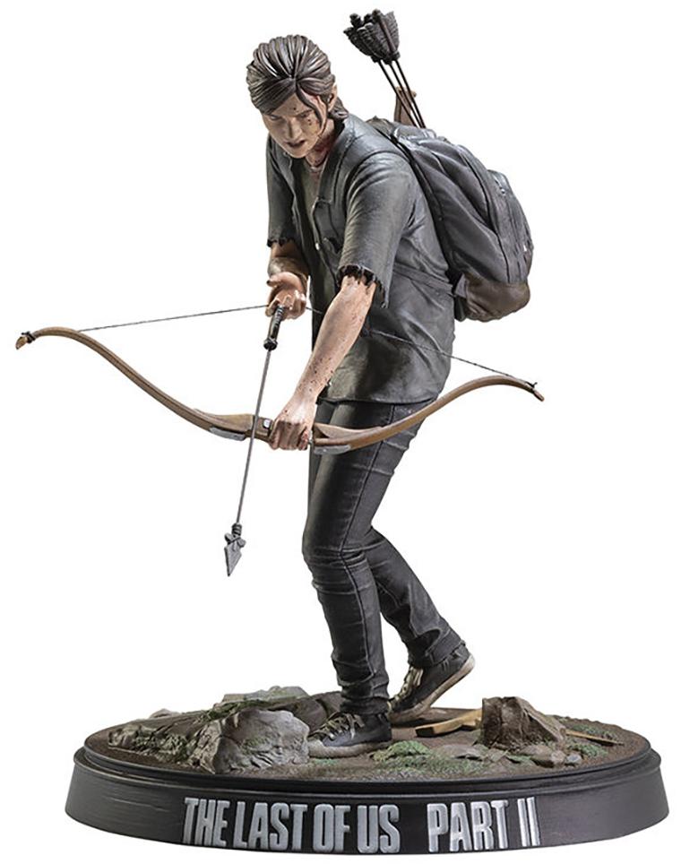 Фигурка Dark Horse Элли с луком (Dark Horse Comics The Last of Us Part II: Ellie with Bow Deluxe Figure)