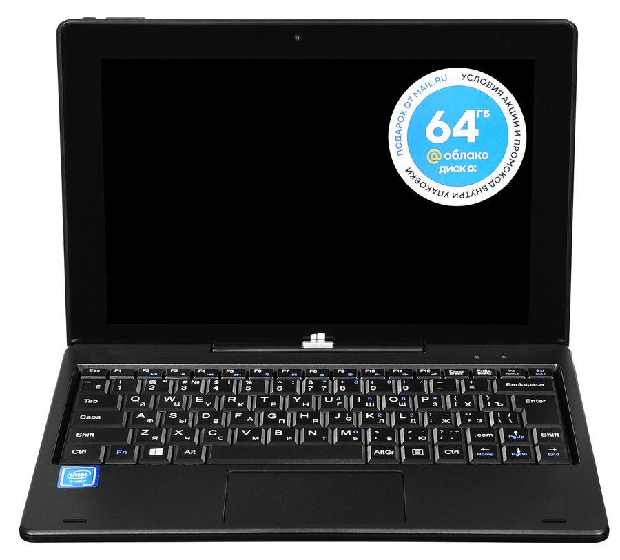 "планшет с клавиатурой digma 10 a204t, 10.1"", 64 gb"