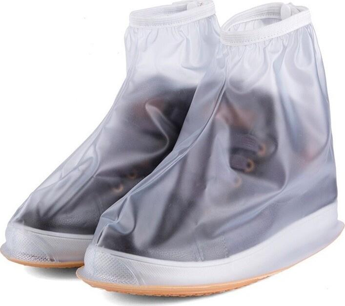 Чехол дождевик обувь прозрачный #1