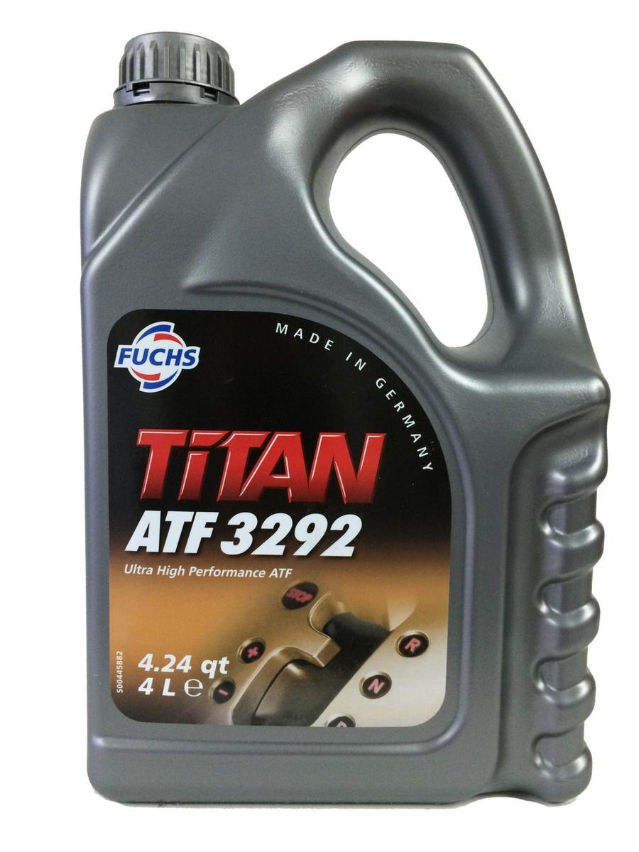 Масло трансмиссионное Fuchs Titan ATF 3292 4л. #1