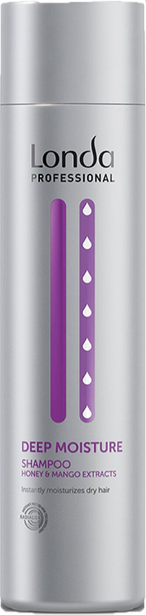 Londa Professional Увлажняющий шампунь Deep Moisture, 250 мл #1