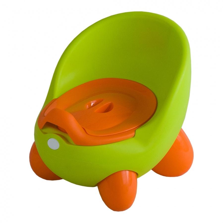 Детский горшок Pituso Луноход зелёный  #1