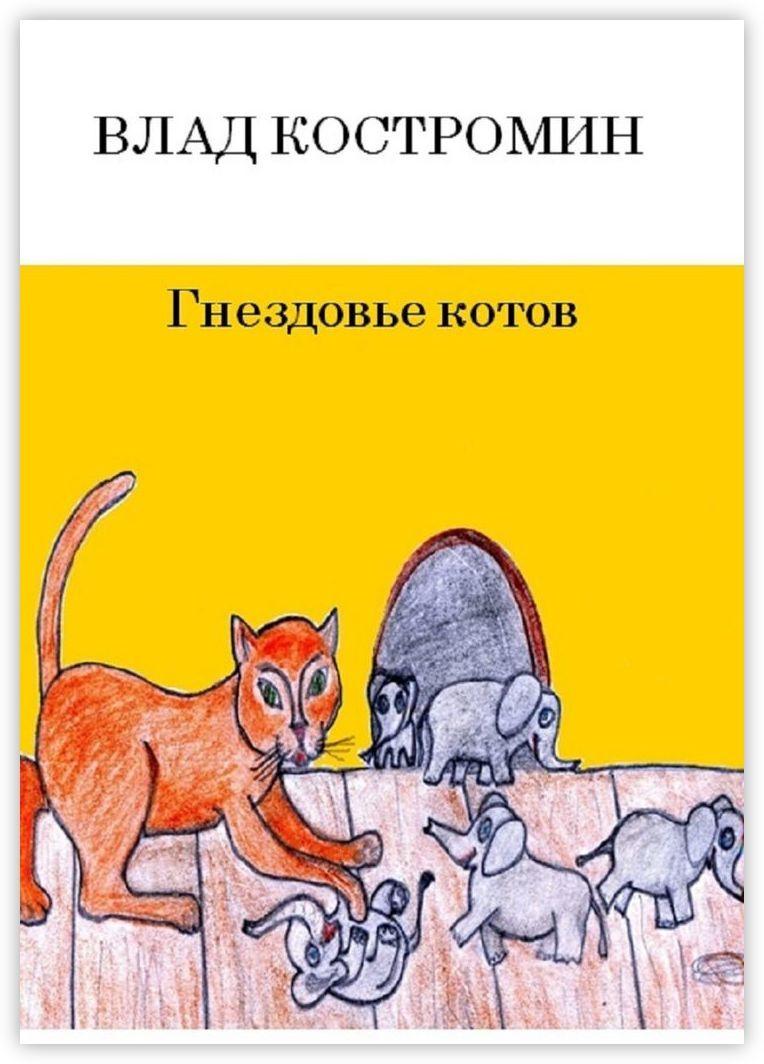 Гнездовье котов #1