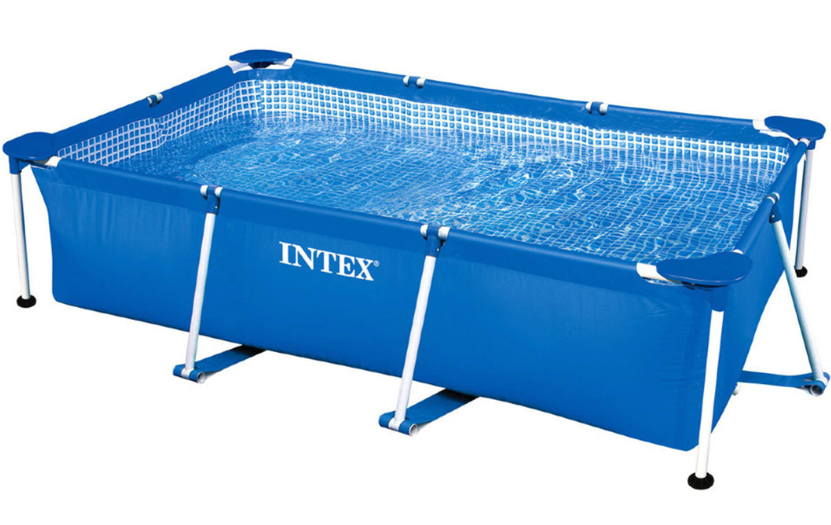 Каркасный бассейн INTEX #1