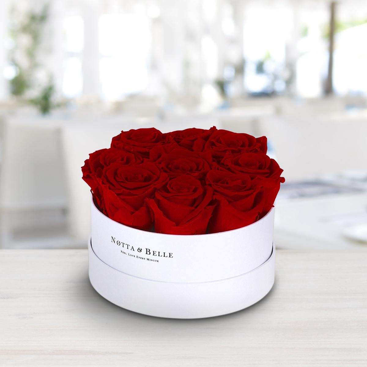 Букет из стабилизированных цветов Notta & Belle Роза #1