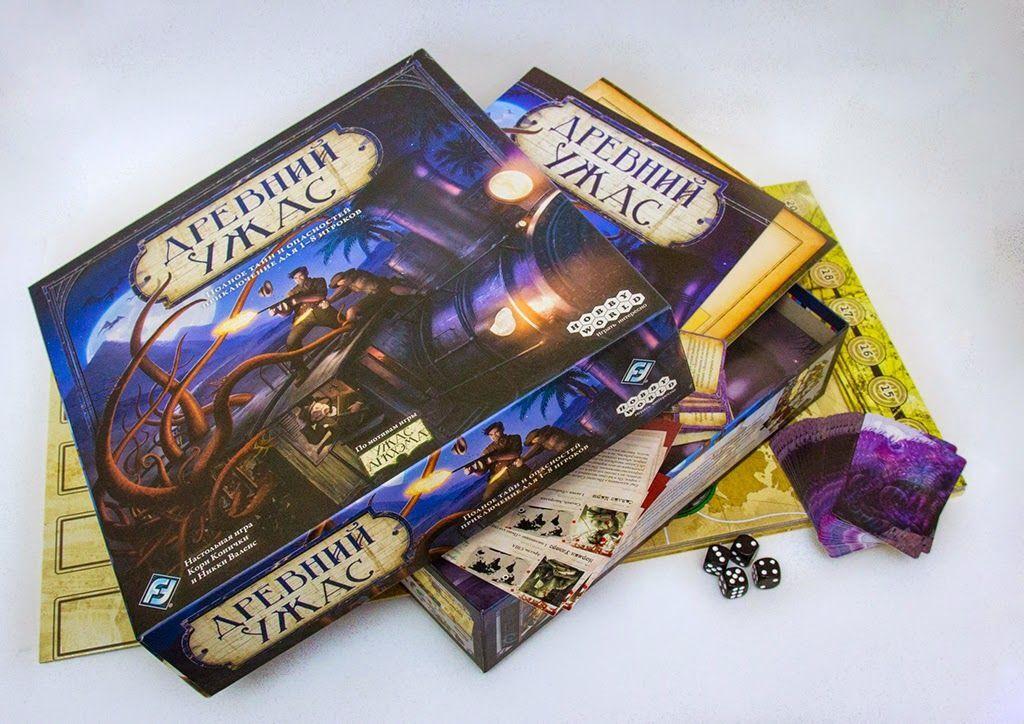 Hobby World Настольная игра Древний Ужас #1