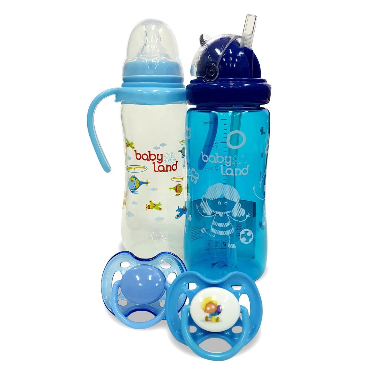 Набор для кормления Baby Land подарочный 4 предмета #1