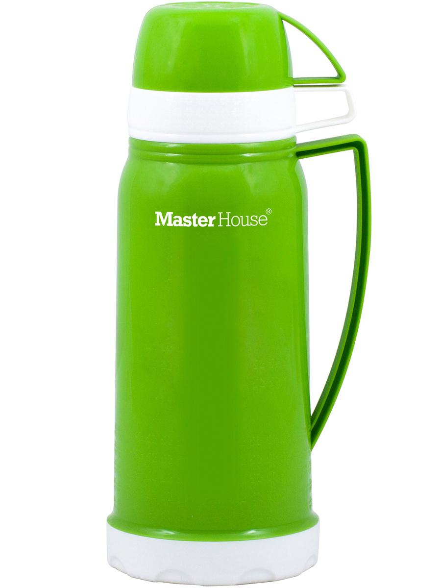 Термос Со стеклянной колбой, Крышка-чашка Master House, 0.6 л #1