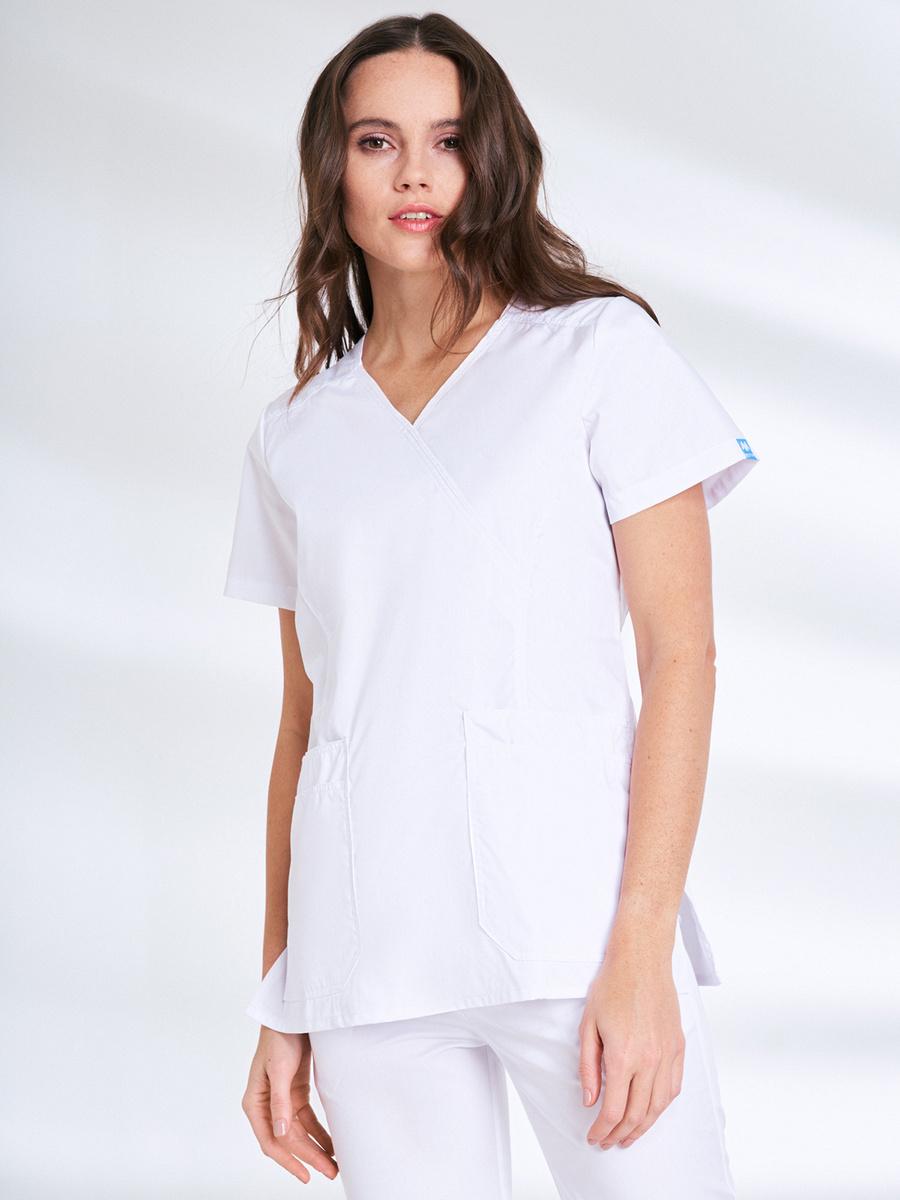 Рубашка медицинская женская Medcostume #1