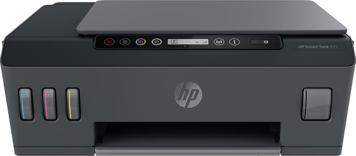 МФУ HP Smart Tank 515 AiO Printer, черный