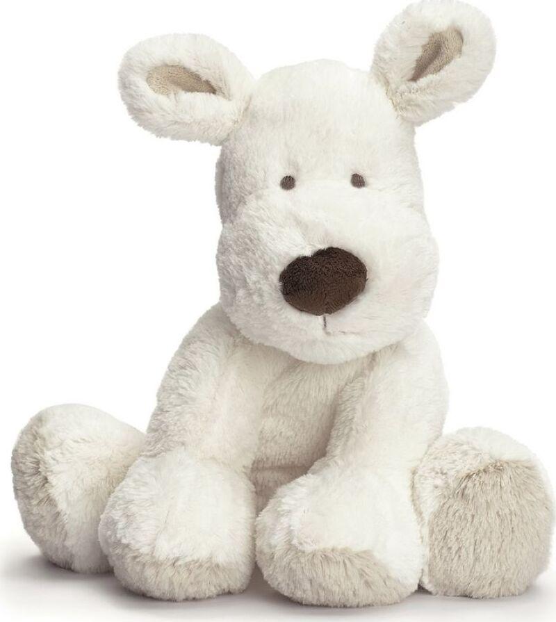 Мягкая игрушка Teddykompaniet Собака, белый, 30 см