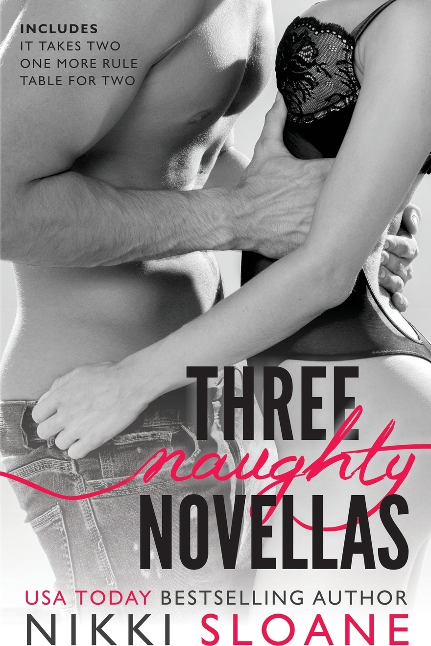 Nikki Sloane Three Naughty Novellas tolstoi l three novellas