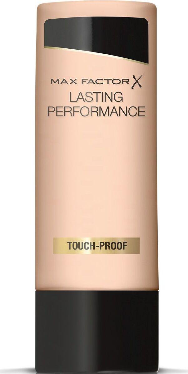 Max Factor Основа под макияж Lasting Perfomance, тон №100, 35 мл max factor lasting performance основа под макияж 105