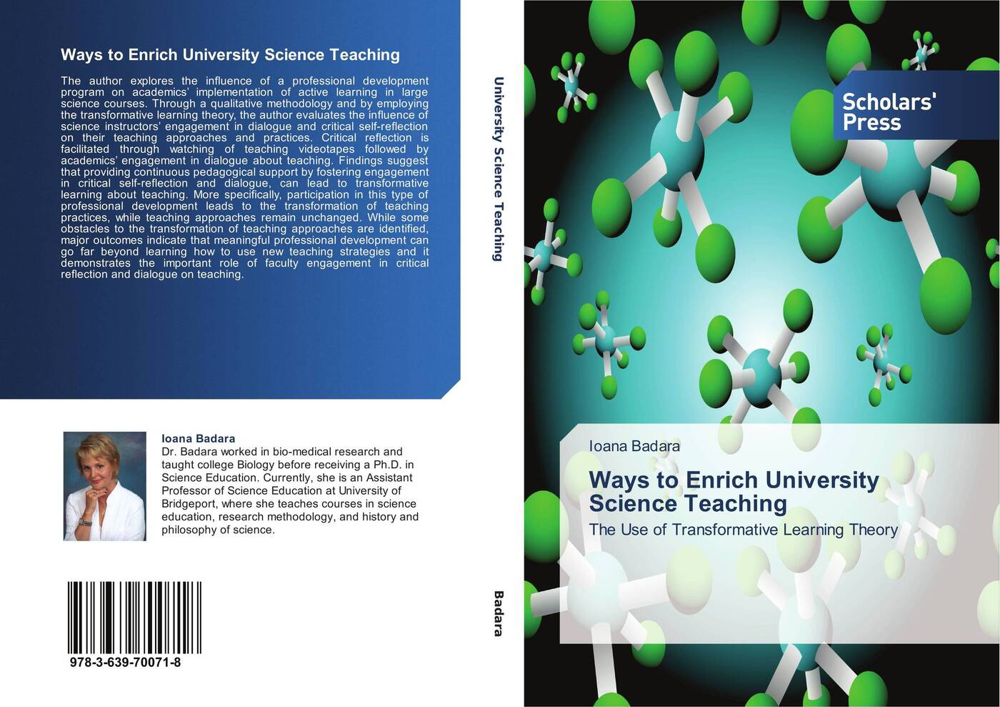 Ioana Badara Ways to Enrich University Science Teaching james lang m small teaching everyday lessons from the science of learning