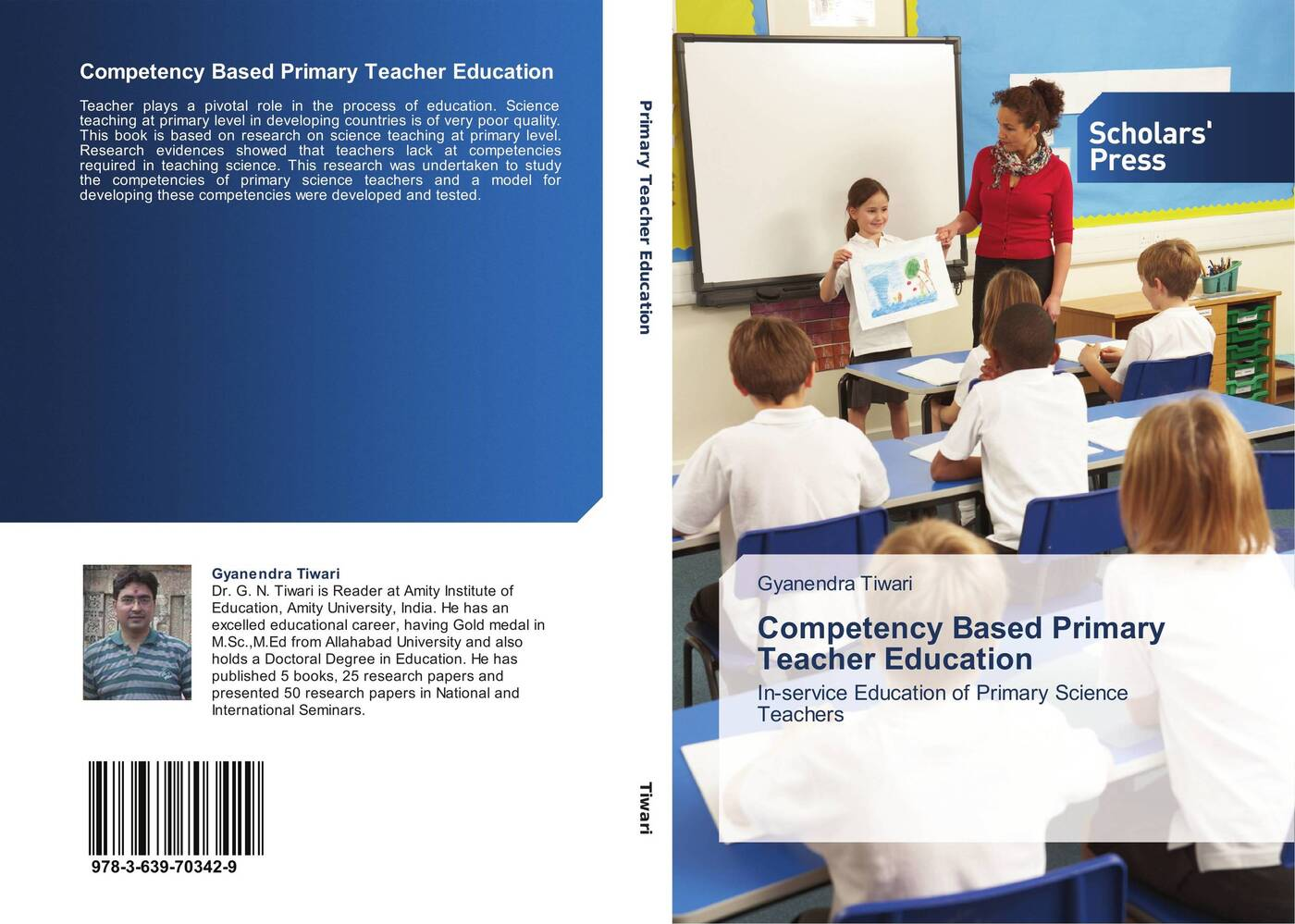 Gyanendra Tiwari Competency Based Primary Teacher Education mohamed mbarouk suleiman teachers experiences of teaching science with limited laboratory resources