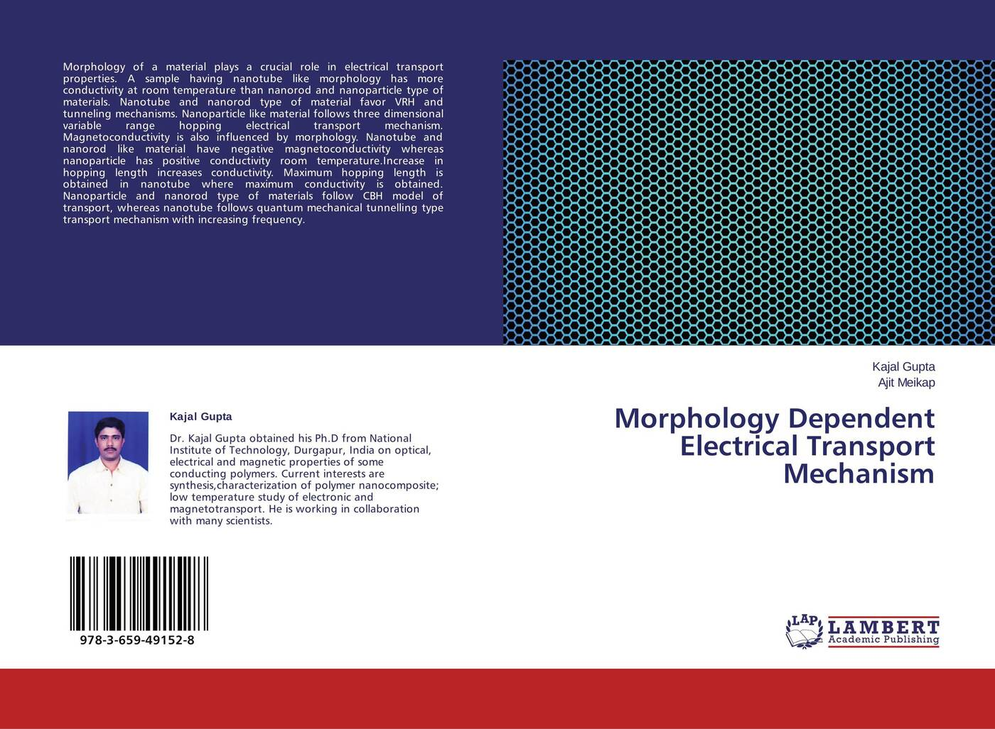Kajal Gupta and Ajit Meikap Morphology Dependent Electrical Transport Mechanism 24 type b10k potentiometer handle length 15mmx6 3mm