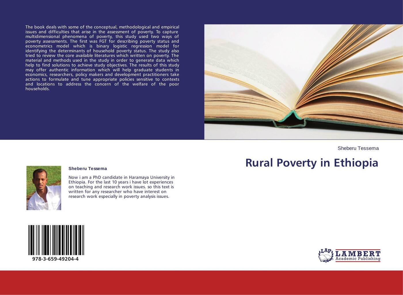 Sheberu Tessema Rural Poverty in Ethiopia persistence of poverty in rural ghana