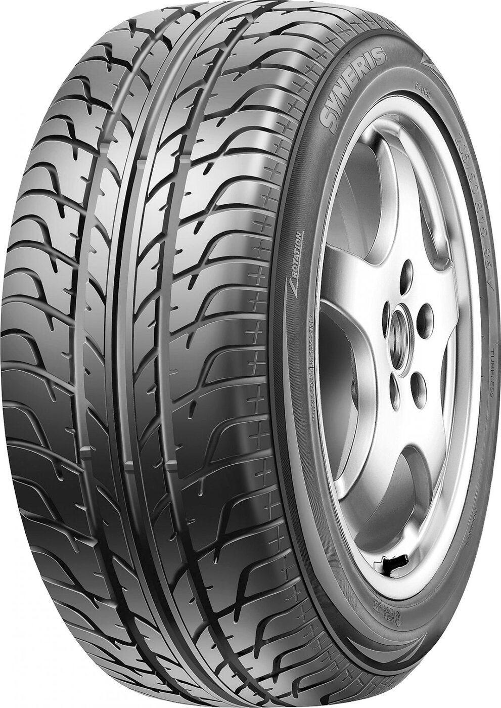 Автомобильные шины Tigar SYNERIS 245/45R17 99W