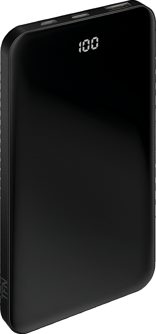 Внешний аккумулятор TFN АКБ 5000mAh Shade LCD black
