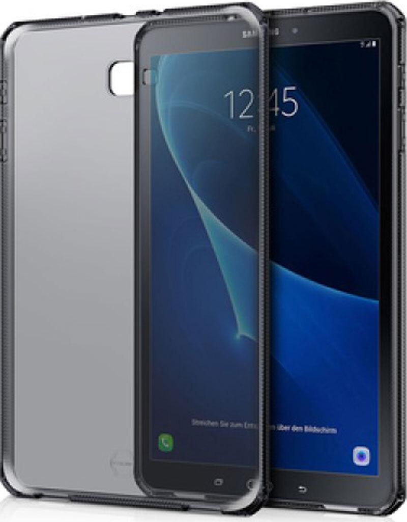 Чехол-накладка ITSKINS SPECTRUM CLEAR для Samsung Galaxy Tab A 10.1 (2016), черный