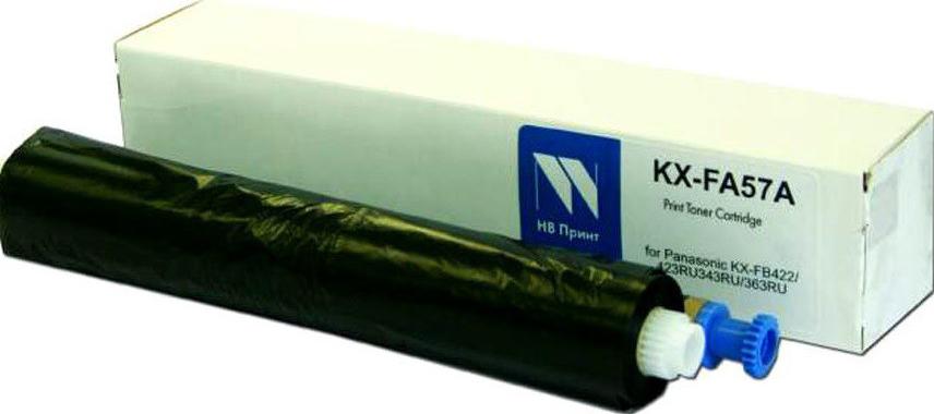 Пленка Panasonic KX-FA 57 NV-Print 2 в 1